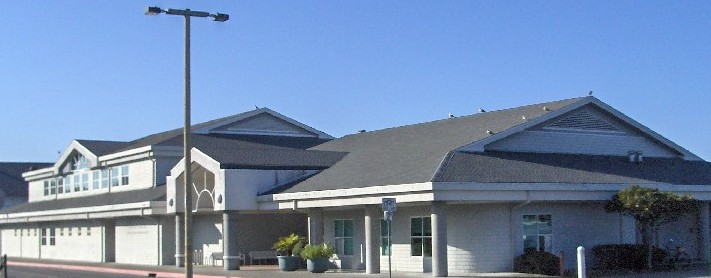 Adorni Center in Eureka, California